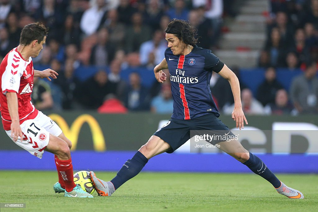 Paris Saint-Germain FC v Stade de Reims - Ligue 1 : News Photo