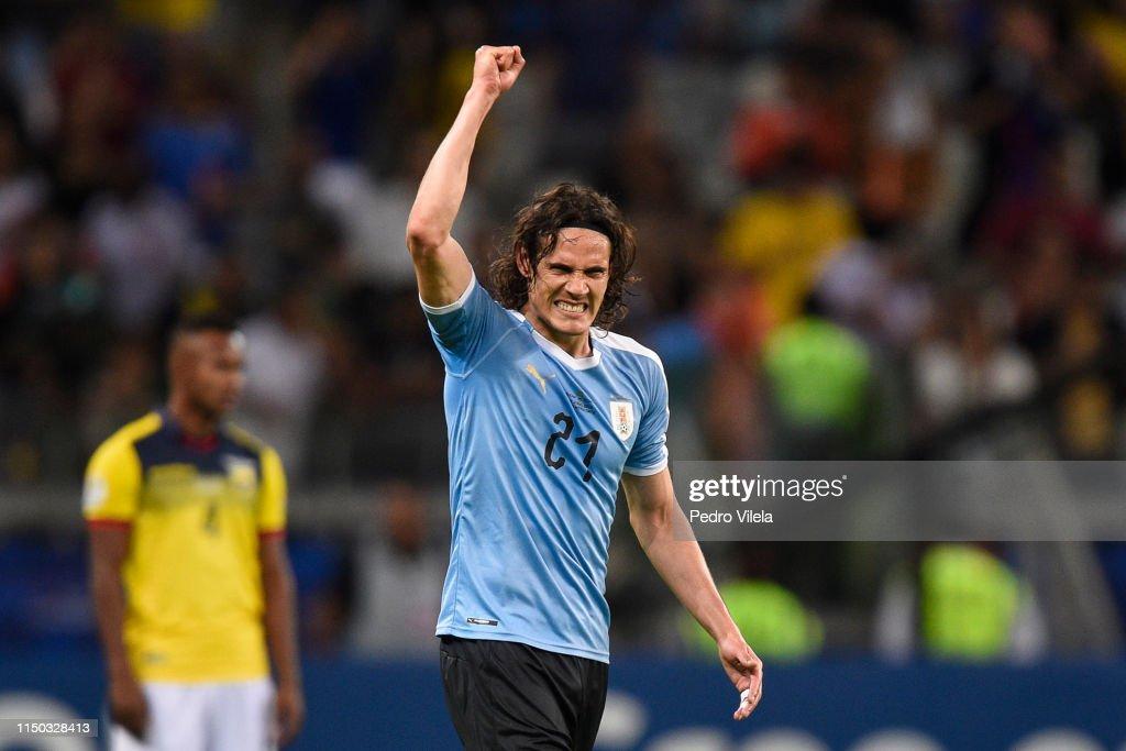 Uruguay v Ecuador: Group C - Copa America Brazil 2019 : ニュース写真