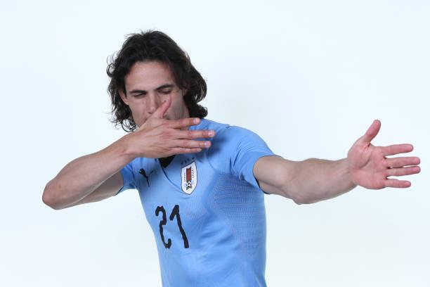 RUS: Uruguay Portraits - 2018 FIFA World Cup Russia
