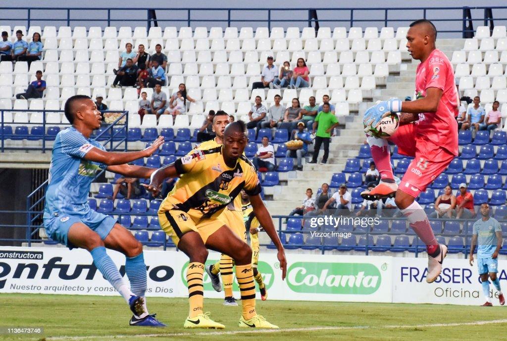 COL: Jaguares de Córdoba v Alianza Petrolera - Liga Aguila 2019
