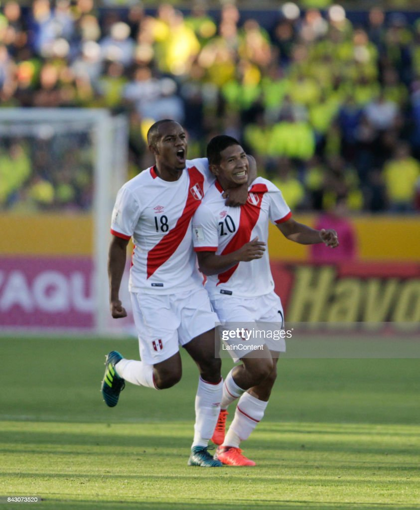 Ecuador v Peru - FIFA 2018 World Cup Qualifiers