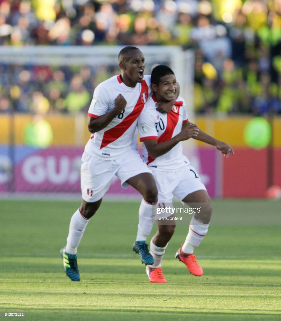 Ecuador v Peru - FIFA 2018 World Cup Qualifiers