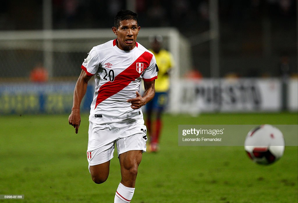 Peru v Ecuador - FIFA 2018 World Cup Qualifiers
