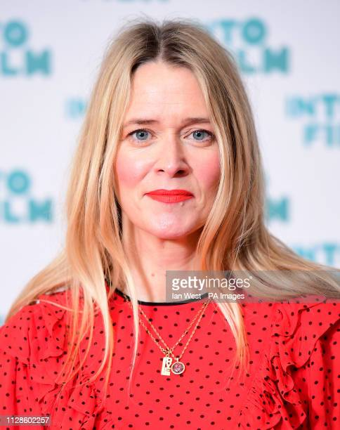 Edith Bowman attending the fifth annual Into Film Awards held at the Odeon Luxe in Leicester Square London