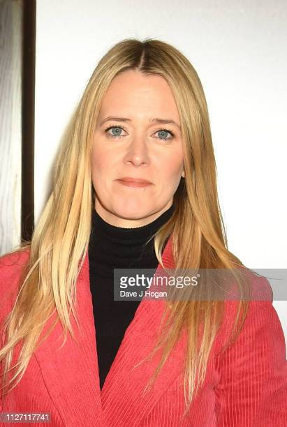 Edith Bowman attends a gala screening of The Kid Who Would Be King held at Odeon Leicester Square on February 03 2019 in London England
