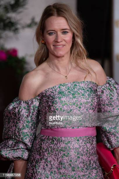 Edith Bowman attends the EE British Academy Film Awards 2020 After Party at The Grosvenor House Hotel on February 02 2020 in London England