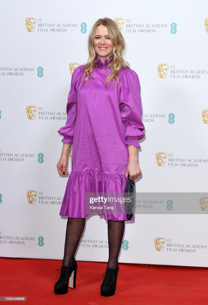 Edith Bowman Attends The Ee British Academy Film Awards 2020 News Photo Getty Images