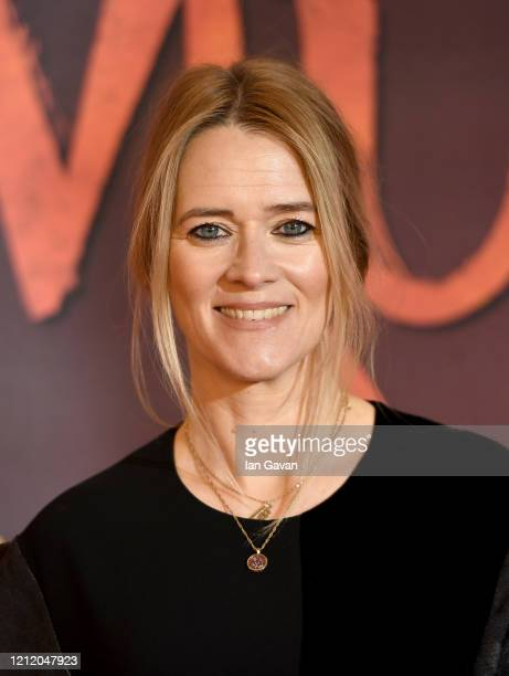 Edith Bowman attends the European Premiere of Disney's MULAN at Odeon Luxe Leicester Square on March 12 2020 in London England