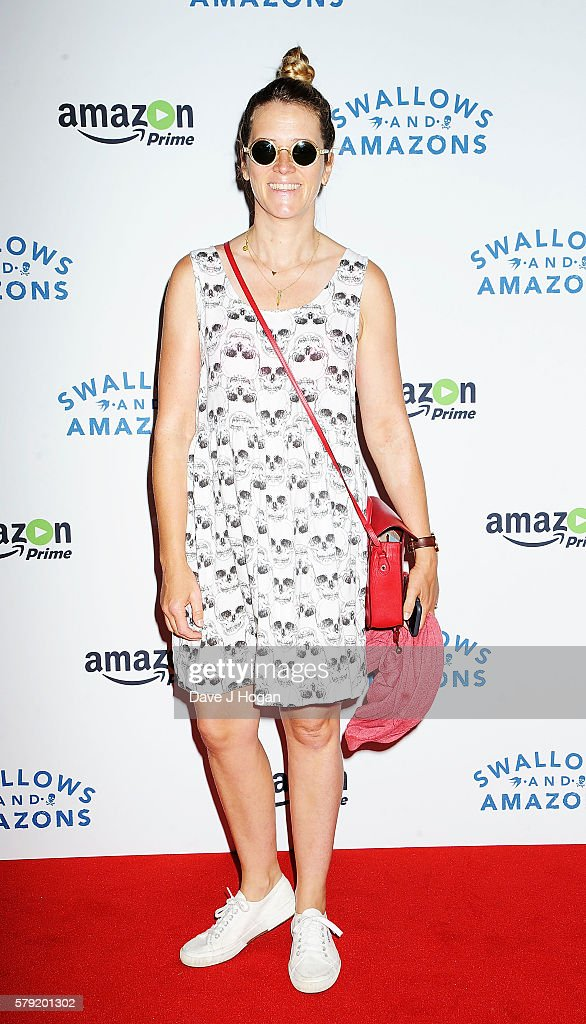 """Swallows and Amazons"" - Multimedia Event - VIP Arrivals"