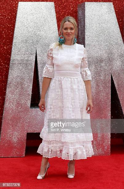 Edith Bowman attends the 'Ocean's 8' UK Premiere held at Cineworld Leicester Square on June 13 2018 in London England