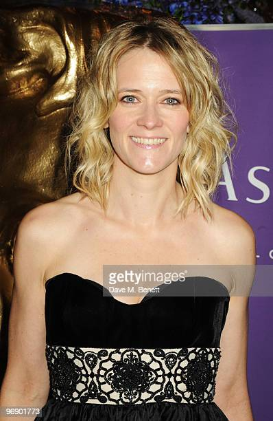 Edith Bowman attends The Orange British Academy Film Awards Nominees Party hosted by Asprey on February 20 2010 in London England
