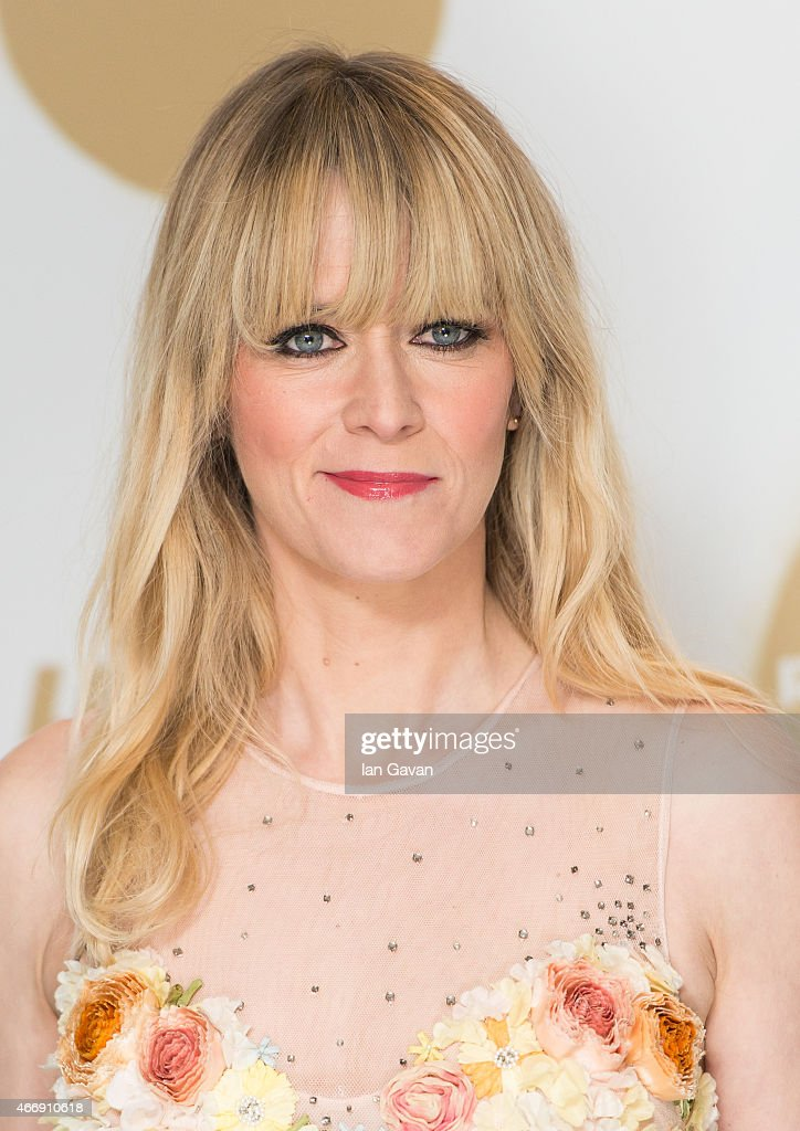 Edith Bowman attends The Roundhouse Gala at The Roundhouse on March 19, 2015 in London, England.