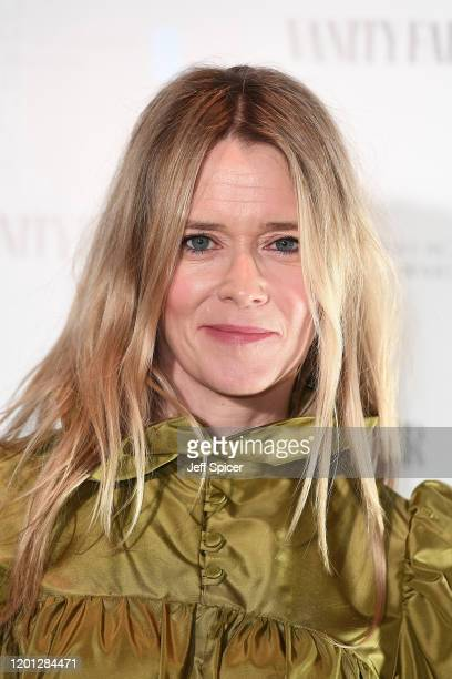 Edith Bowman attends the Vanity Fair EE Rising Star BAFTAs Pre Party at The Standard on January 22 2020 in London England