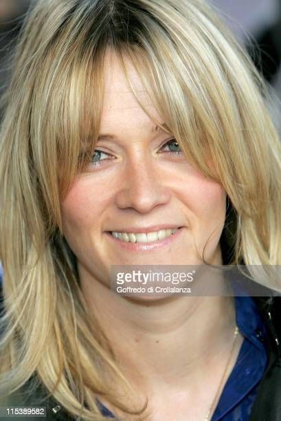 Edith Bowman during 2005 Q Awards at Grosvenor House Hotel Park Lane in London Great Britain