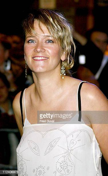 Edith Bowman during 'DeLovely' London Premiere Arrivals at Empire Leicester Square in London Great Britain
