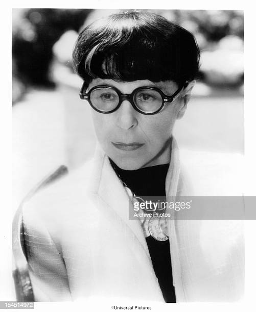 Edith Head in a publicity portrait Circa 1965