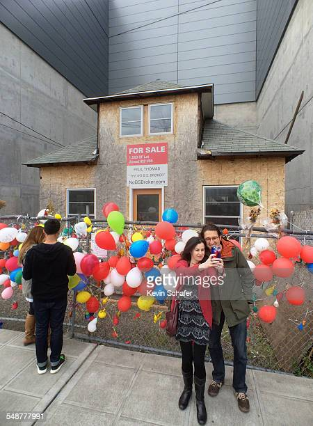 Edith Macefield house owner made worldwide news in 2006 when she refused to sell her house to developers Ballard Seattle Washington House is now for...