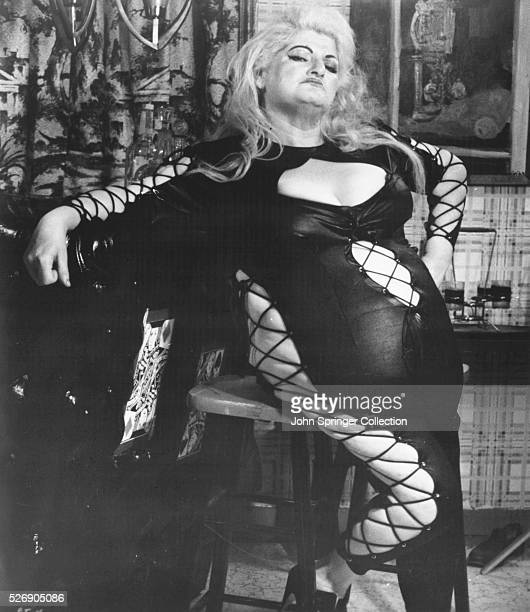 Edith Massey as Ida Nelson in the 1974 film Female Trouble