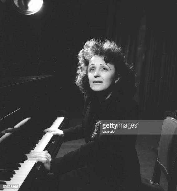 Edith Piaf French singer after 1945