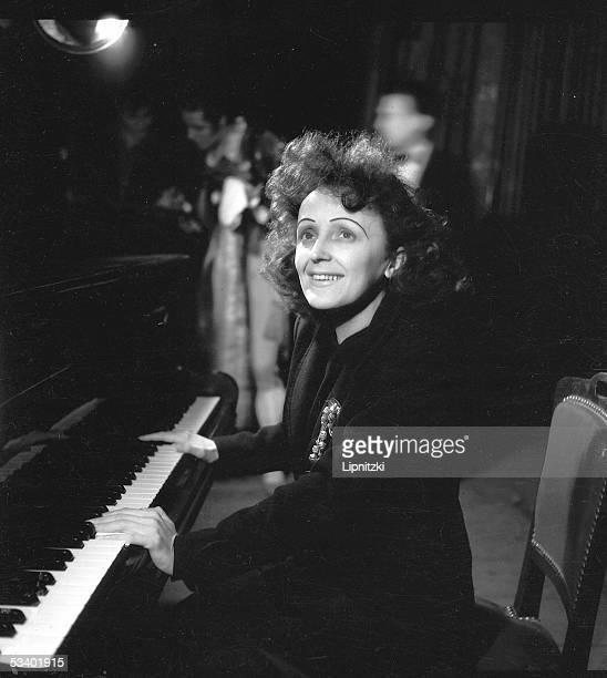 Edith Piaf French singer by 1945 LIP10046047