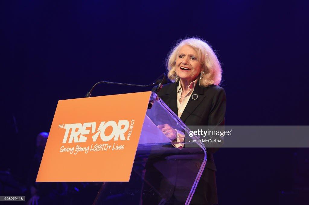 The Trevor Project TrevorLIVE NYC 2017 - Show : News Photo