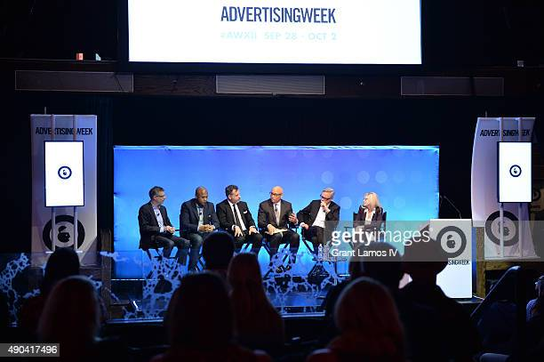 Editor and Managing Director of Fast Company Bob Safian CEO Publisher of The Northstar Group and The Source Magazine Londell McMillan CEO of...