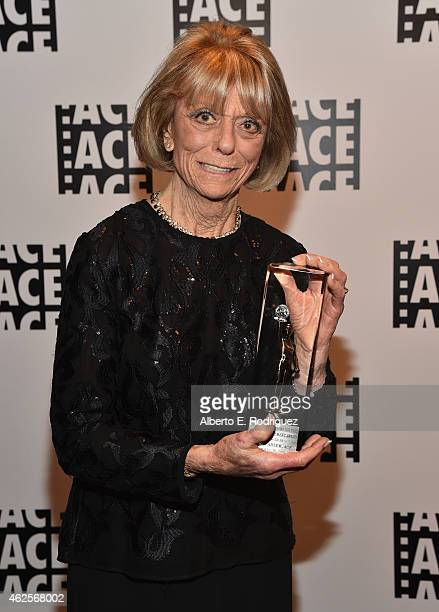 Editor Diane Adler attends the 65th Annual ACE Eddie Awards at The Beverly Hilton Hotel on January 30 2015 in Beverly Hills California