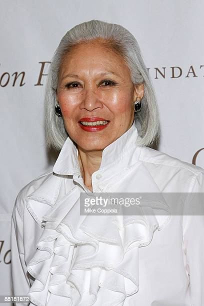 Editor Gene Young attends the Gordon Parks Foundation's Celebrating Fashion Awards Gala at Gotham Hall June 2 2009 in New York City