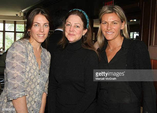 Editor in Chief at Allure Kelly Atterton Senior VP of casting for HBO Carrie Frazier and Vice President of Communications for MaxMara Kristine...