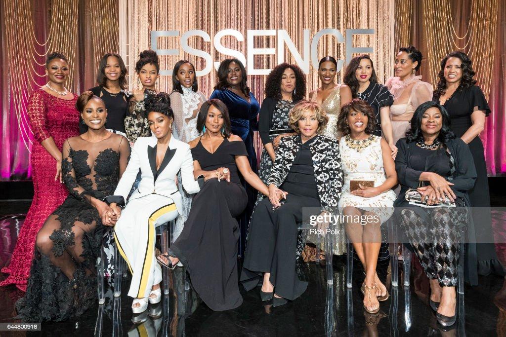 Essence Black Women In Hollywood Awards - Inside : News Photo