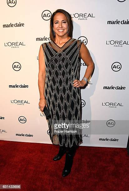 Editor in Chief Marie Claire Anne Fulenwider attends Marie Claire's Image Maker Awards 2017 at Catch LA on January 10 2017 in West Hollywood...