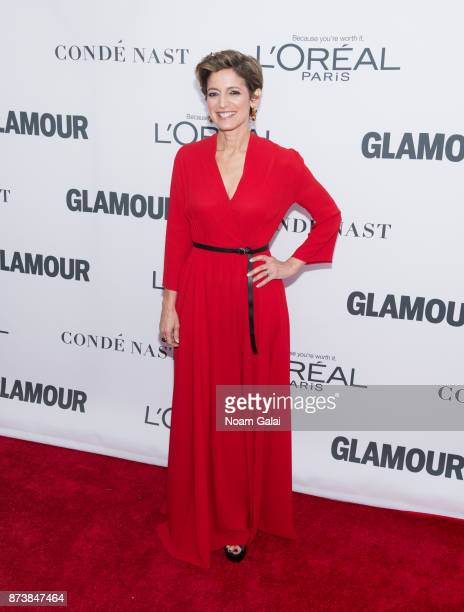 Editor in Chief of Glamour magazine Cindi Leive attends the 2017 Glamour Women of The Year Awards at Kings Theatre on November 13, 2017 in New York...