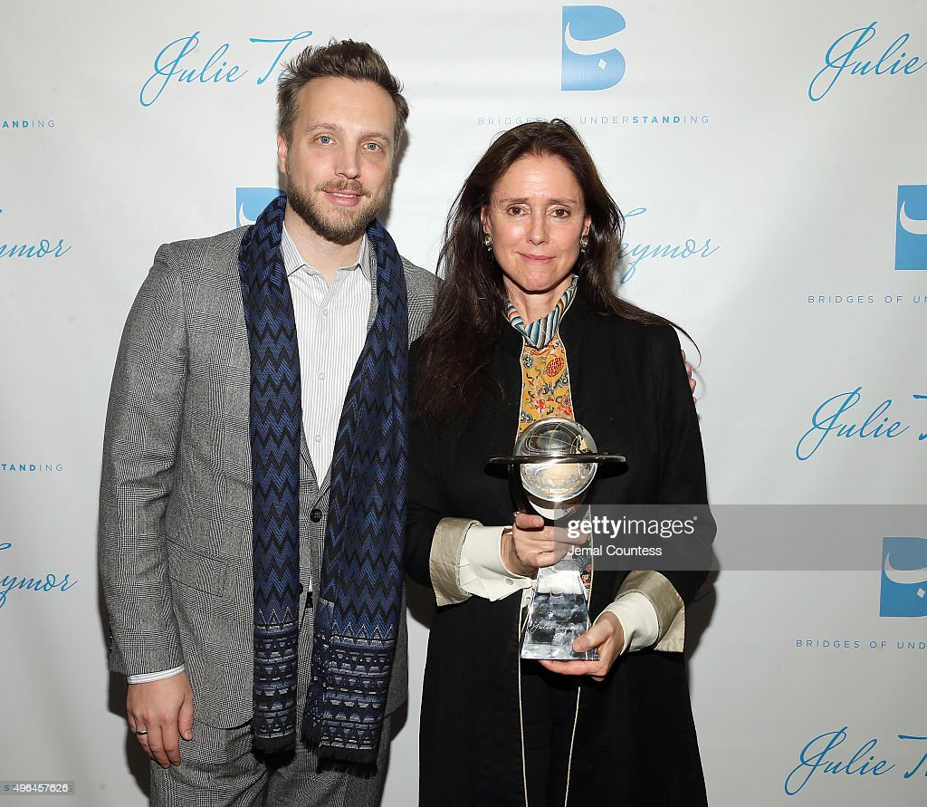 Bridges of Understanding's Annual 'Building Bridges' Award Dinner Honoring Tony Award Winning Director Julie Taymor : News Photo