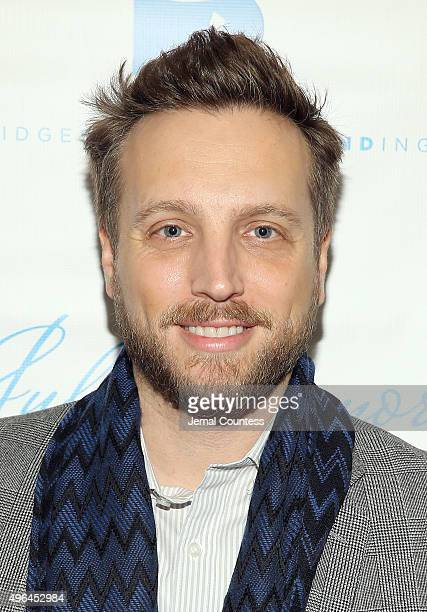 Editor in Chief of Instyle Magazine Ariel Foxman attends the Bridges of Understanding's annual 'Building Bridges' award dinner honoring Tony award...