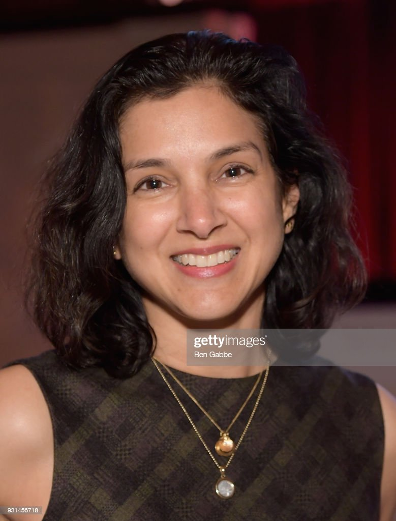 Editor in Chief of Vanity Fair Radhika Jones attends the Ellie Awards 2018 on March 13, 2018 in New York City.