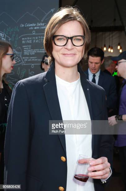 Editor Ingrid Jungermann attends the 2018 Film Independent Spirit Awards on March 3 2018 in Santa Monica California