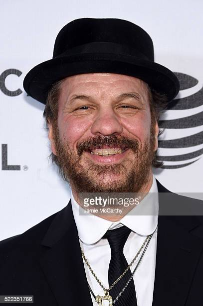 Editor Michael Taylor attends the Elvis Nixon Premiere during the 2016 Tribeca Film Festival at BMCC John Zuccotti Theater on April 18 2016 in New...