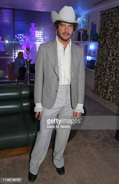 Editor of GQ Style Luke Day attends the GQ Style and Browns party to celebrate LFWM June 2019 at Soho House on June 9, 2019 in London, England.