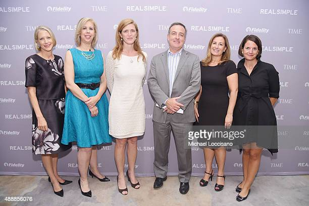 Editor of Real Simple Kristin van Ogtrop Managing Editor TIME Magazine Nancy Gibbs United States Ambassador to the UN Samantha Power Time Inc Group...