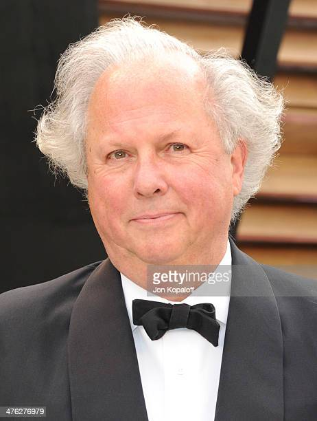 Editor of Vanity Fair Graydon Carter attends the 2014 Vanity Fair Oscar Party hosted by Graydon Carter on March 2, 2014 in West Hollywood, California.