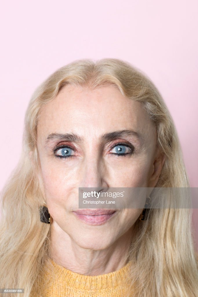 Franca Sozzani and Francesco Carrozzini, The Guardian, November 27, 2016