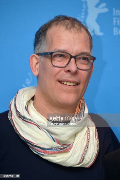 Editor Stephan Krumbiegel attends the 'Beuys' photo call during the 67th Berlinale International Film Festival Berlin at Grand Hyatt Hotel on...