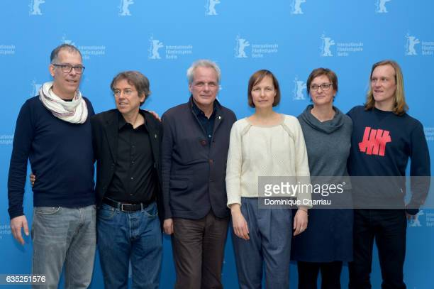 Editor Stephan Krumbiegel director and screenwriter Andres Veiel producer Thomas Kufus producer Melanie Berke archive researcher Monika Preischl and...