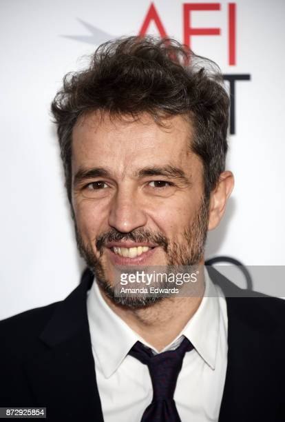 Editor Walter Fasano arrives at the AFI FEST 2017 Presented By Audi screening of 'Call Me By Your Name' at the TCL Chinese Theatre on November 10...