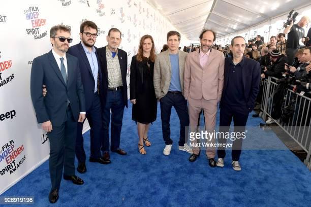 Editor Walter Fasano producer Rodrigo Teixeira producer Howard Rosenman producer Emilie Georges producer Peter Spears director Luca Guadagnino and...