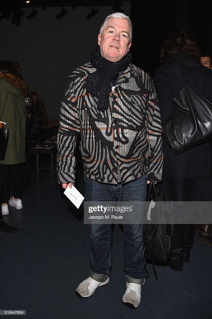 Zero + Maria Cornejo - Front Row - Fall 2016 New York Fashion Week