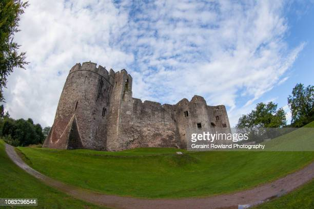 Editorial Use Only - Chepstow Castle
