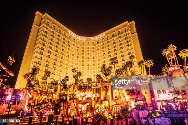 Editorial Use - Treasure Island Hotel, Las Vegas