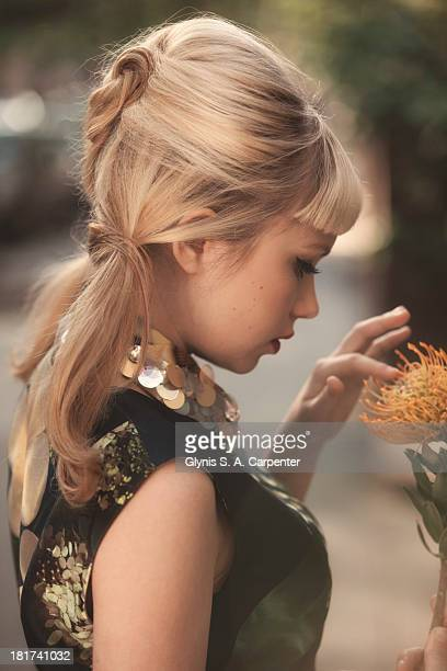 Editorinchief and founder of RookieMagcom Tavi Gevinson is photographed for Bust Magazine on May 6 2012 in New York City PUBLISHED IMAGE