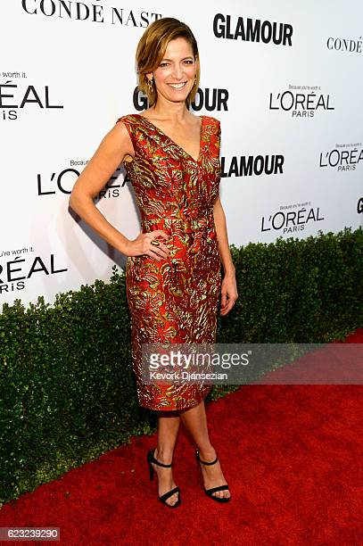 EditorinChief Cindi Leive attends Glamour Women Of The Year 2016 at NeueHouse Hollywood on November 14 2016 in Los Angeles California